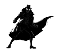 Spider-Man Noir (Into the Spider-verse)