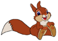 Benjamin the Fox Bunny Hybrid