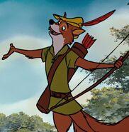Robin Hood Disney