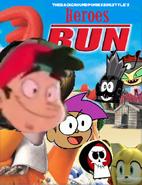 Animated Run