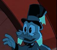 Frozen Scrooge McDuck by Thebackgroundponies2016Style