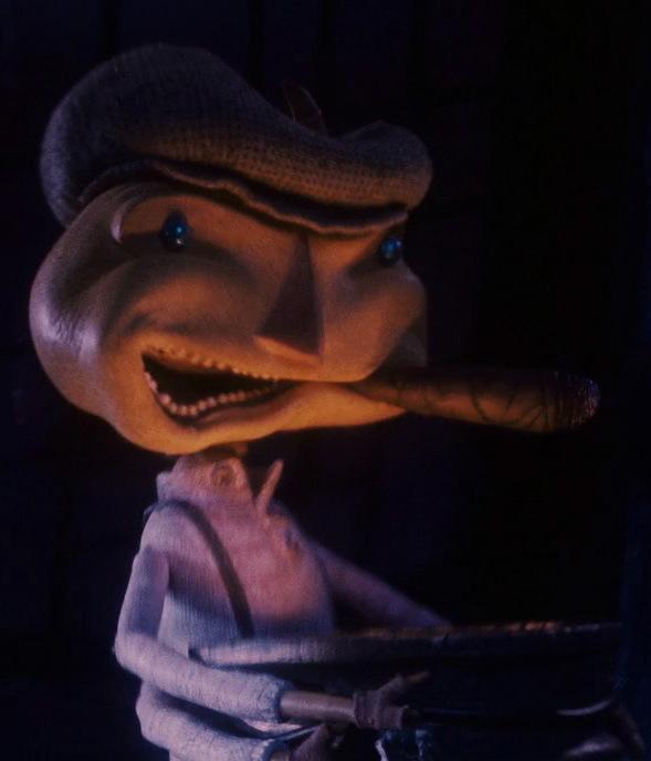 The PinocchioBob PuppetPants Movie (2004)