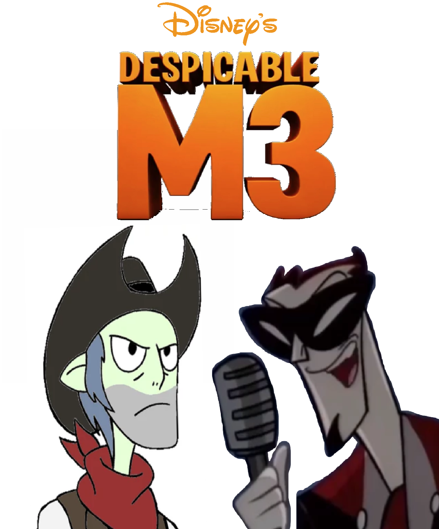 Disney's Despicable Me 3 2019 Style