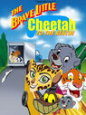 The Brave Little Cheetah to the Rescue Poster