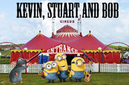 Kevin stuart and bob by animationfan2014 dd3csh4-pre