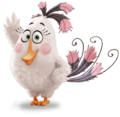 Matilda in Angry Birds Movie