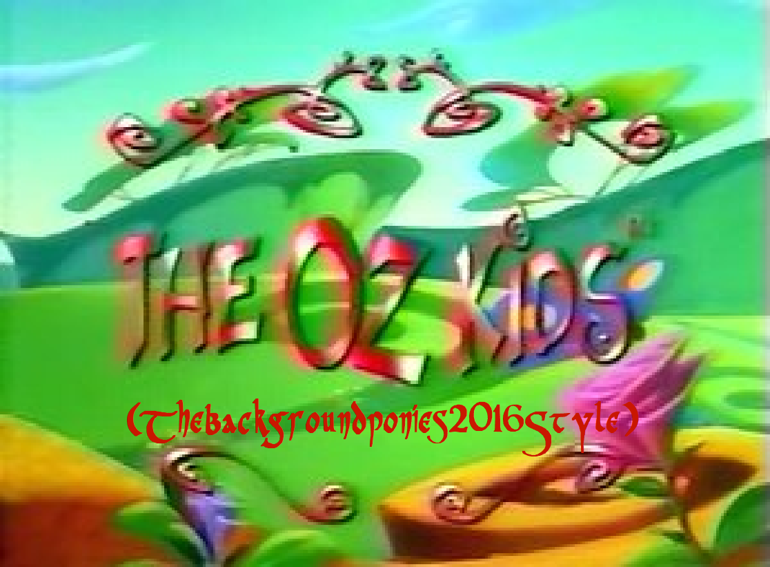 The Oz Kids (Thebackgroundponies2016Style)