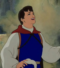 Snow White and the Seven Animals (Disney and Anime Style)