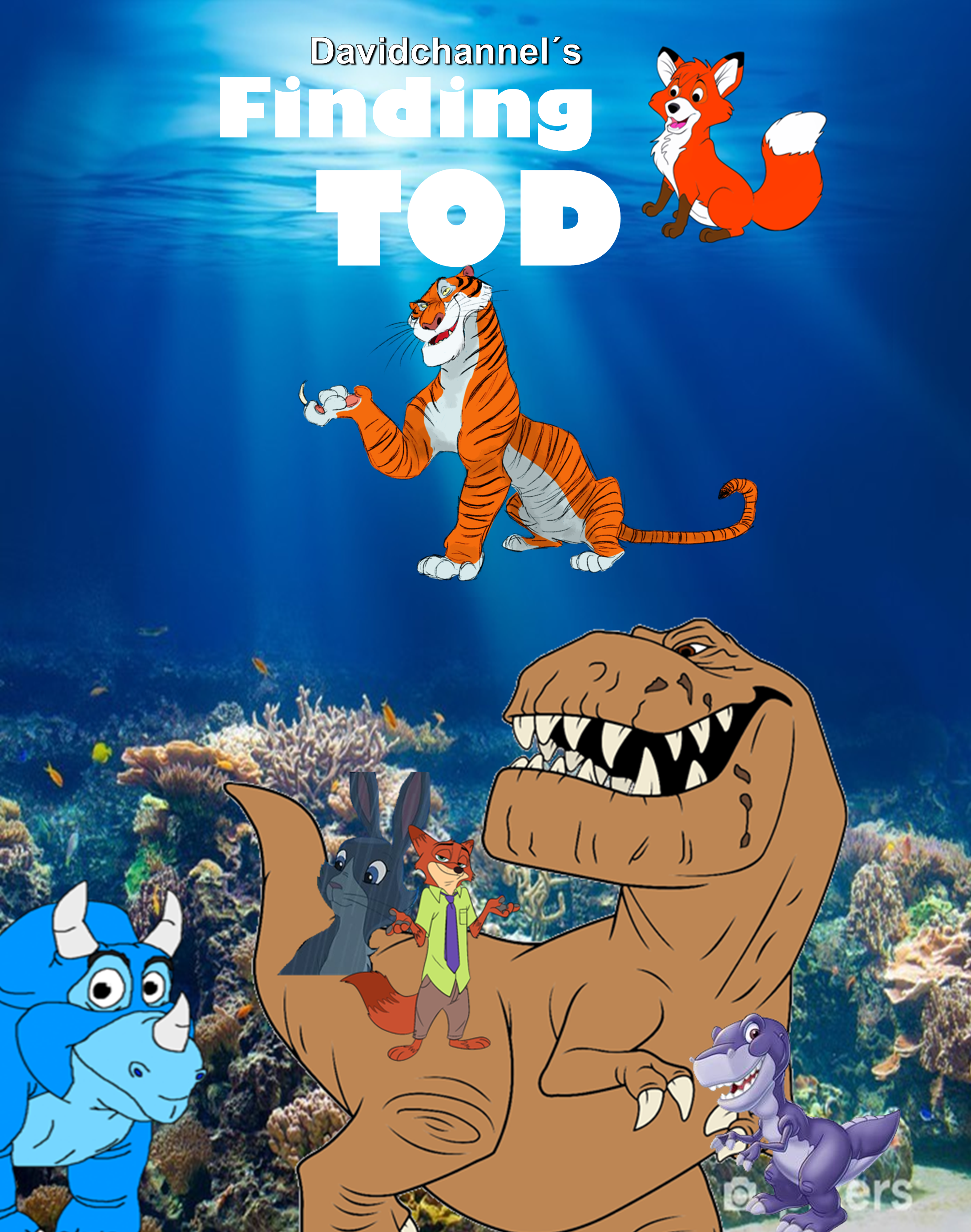Finding Tod (2003)