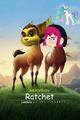 Ratchet; Lombax of the Cimarron Poster
