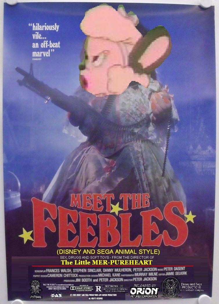 Meet the Feebles (Disney and Sega Style)