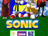 Sonic (Shrek) (Hero Style)