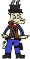 Pecos Goat (sabers)