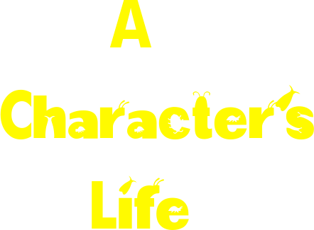 A Character's Life (Logo)