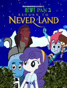 Newt Pan; Return to Neverland
