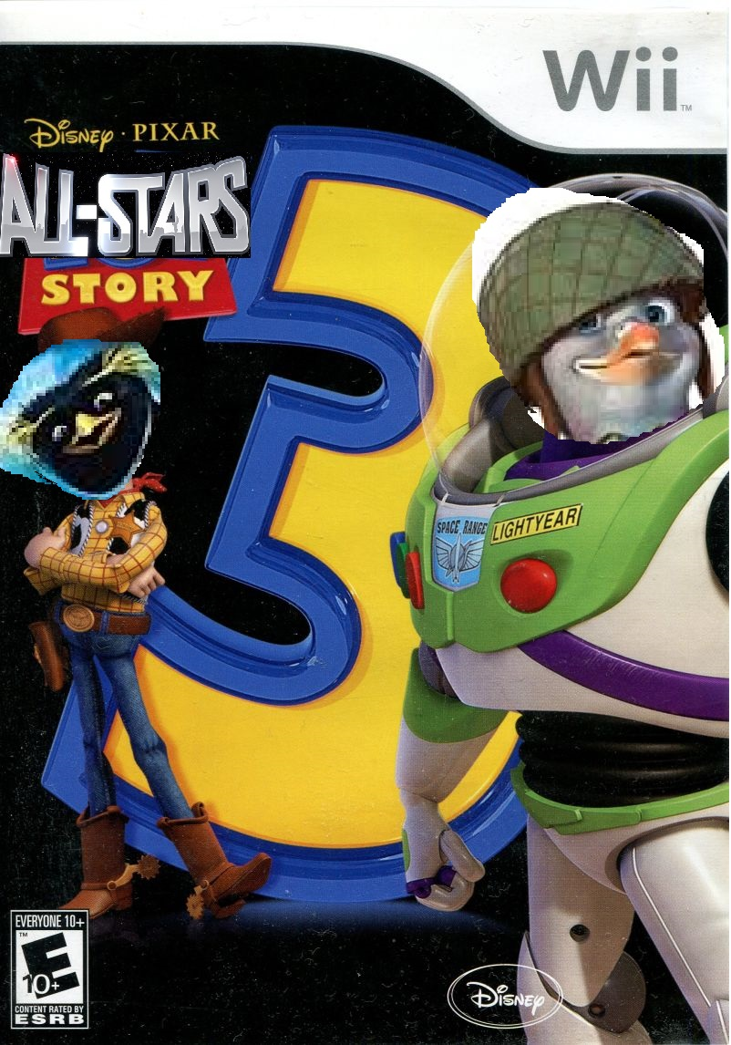 All-Stars Story 3 (video game)