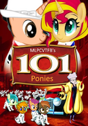 101 Ponies (1961)