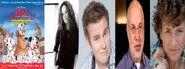 Kristen Buckley, Brian Regan, Bob Tzudiker and Noni White Writes 102 Dalmatians