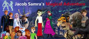 Jacob Samra's Magical Adventure (2020) Poster.png