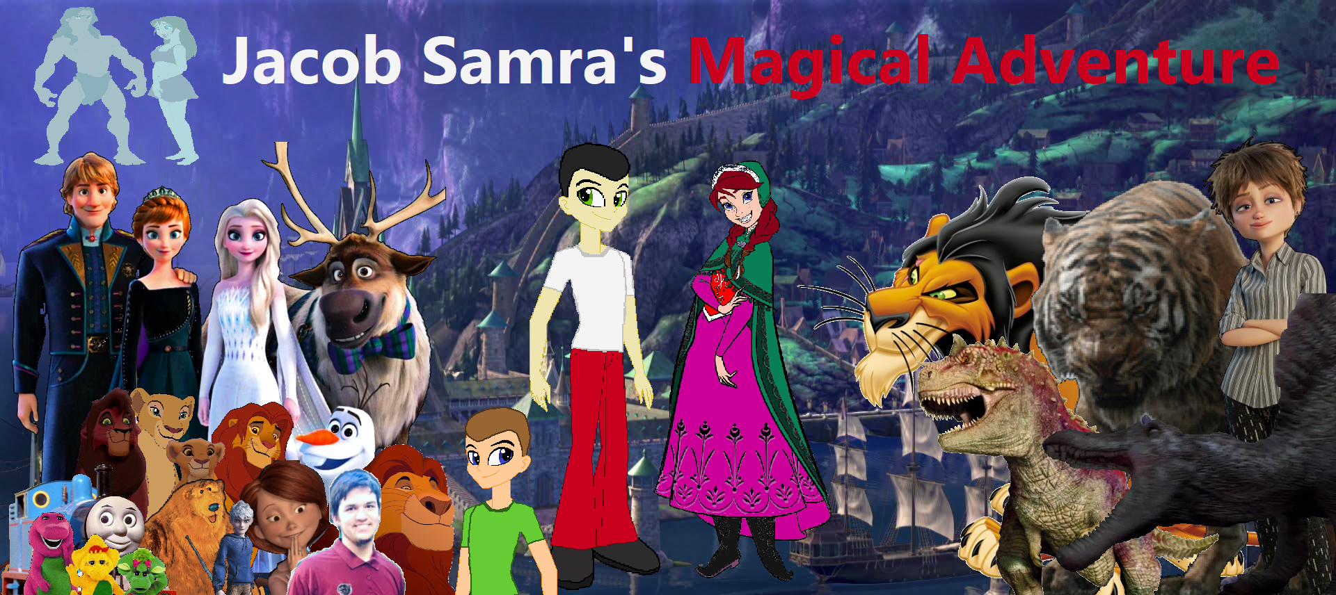Jacob Samra's Magical Adventure