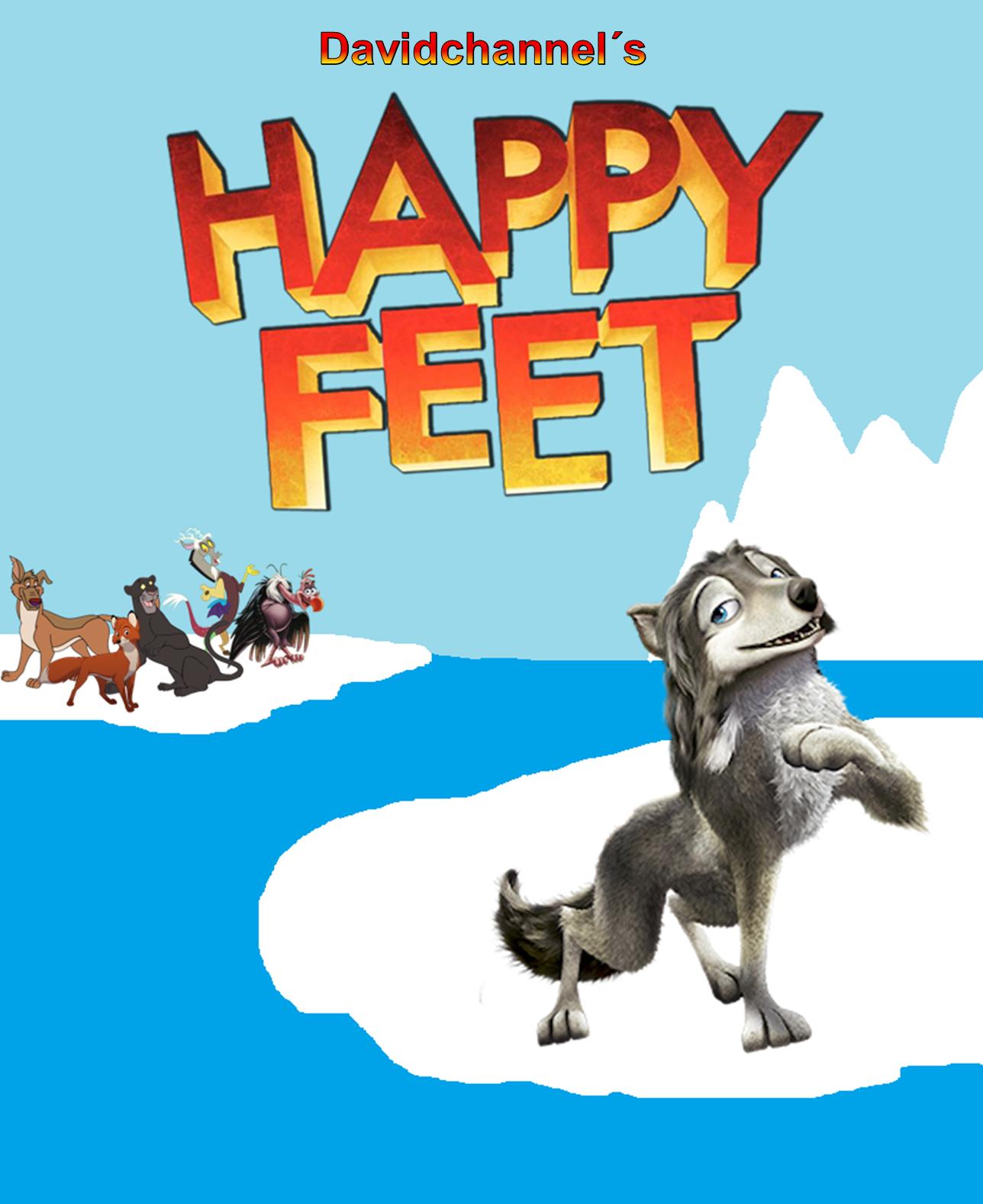 Happy Feet Davidchannel S Version Scratchpad Iii Wiki Fandom