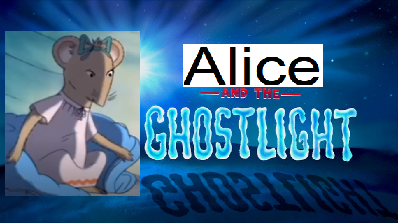 Alice and the Ghostlight