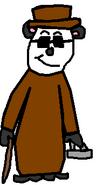 Mr Archibald Panda (Old Man)