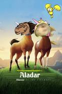 Aladar; Dinosaur of the Cimarron
