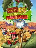 Sharko-Doo Legend of the Phantosaur Poster