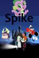 Spike (Casper) Poster