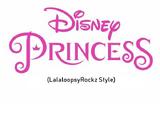 Disney Princess (LalaloopsyRockz Style)