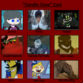 Crossover Cove Cast Meme
