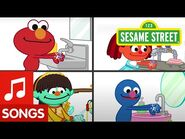 Sesame Street- Caring For Myself, Caring For Others - Different Ways to Wash Your Hands