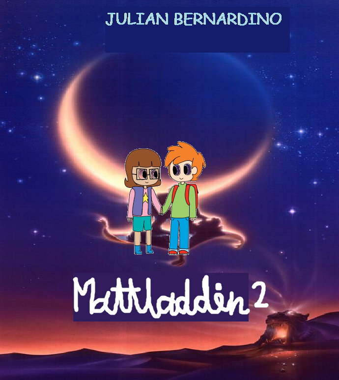 Mattladdin 2: The Return of Hades