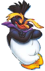 Rocko (The Pebble and the Penguin)