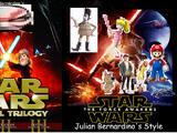 Star Wars (Julian14bernardino Style)