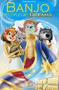 Banjo Woodpile Cat of Dreams Poster