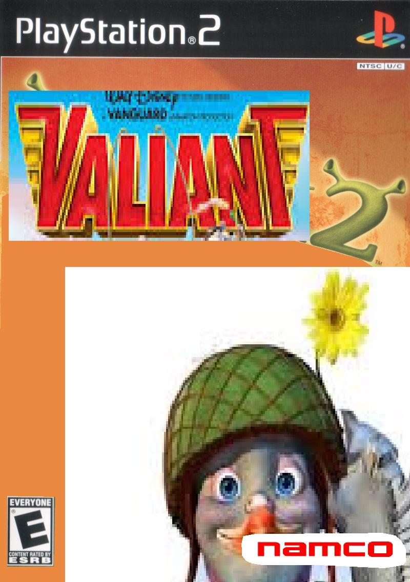 Valiant 2 Shrek 2 Video Game Scratchpad Iii Wiki Fandom