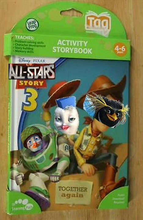 All-Stars Story 3: Together Again
