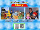 Cartoon Hero Story