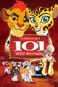 101 Wild Animals (1961) Poster