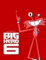 Big Hero 6 (MLPCVTFQ's Version) Poster