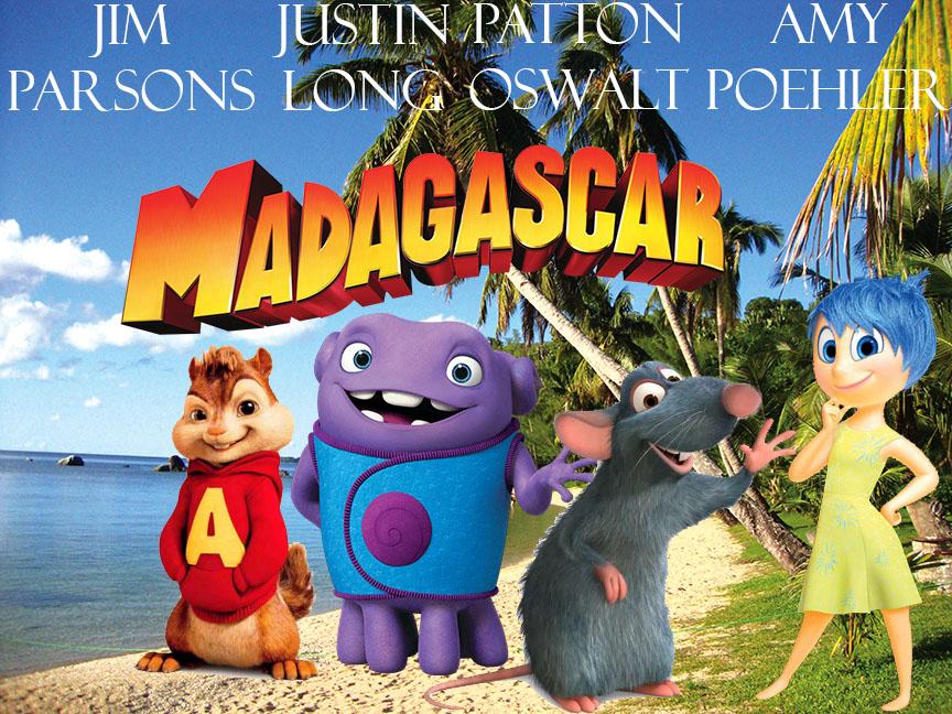 Madagascar (J.B. Eagle Style)
