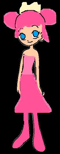 Pink Smoooooch Dancer