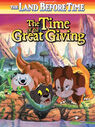 The Land Before Time (TheWildAnimal13 Animal Style) III The Time of the Great Giving Poster