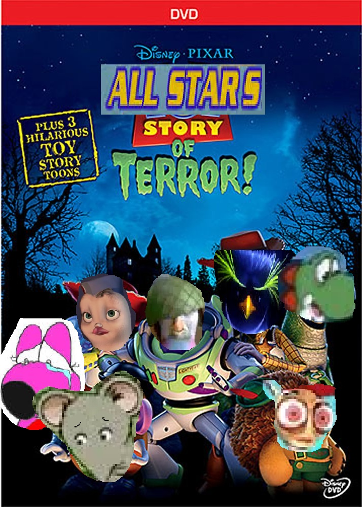 All-Stars Story of Terror!