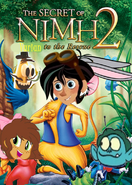 The Secret of NIMH 2 Wirt to the Rescue Poster