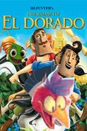 MLPCVTFB's The Road to El Dorado DVD