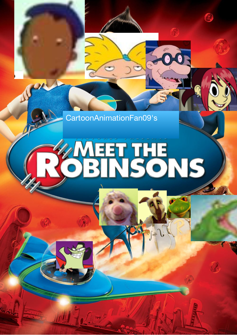 Meet the Robinsons ...