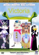 Victoria (Shrek) DVD